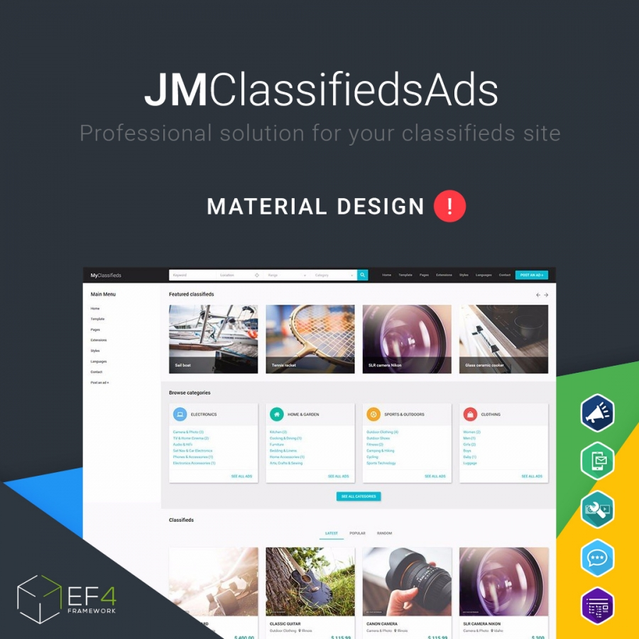 JM ClassifiedAds